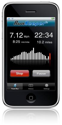 Runkeeper – besser als Nike+?