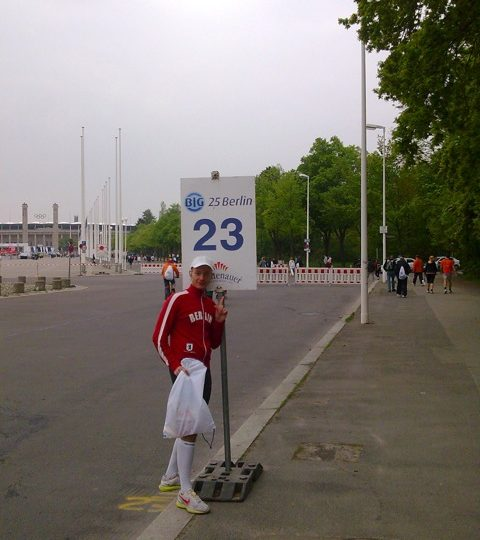 Grosse 25 Kilometer
