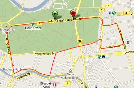 9. Berliner Firmenlauf