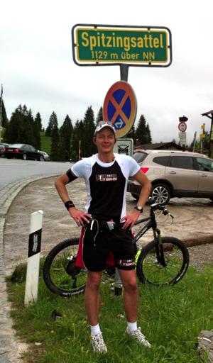 Alpen Triathlon – wir kommen