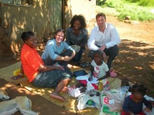 Team World Vision: Durchstarten für Kinder