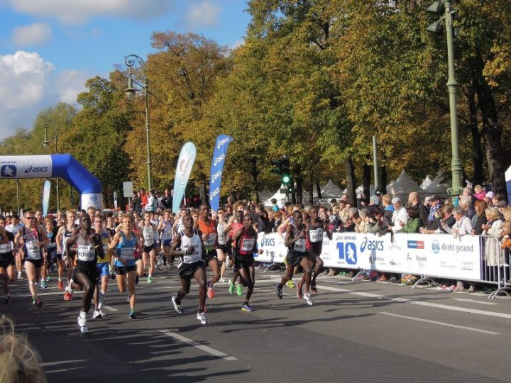 Marathon in 03:31h oder: Ausverkauft!