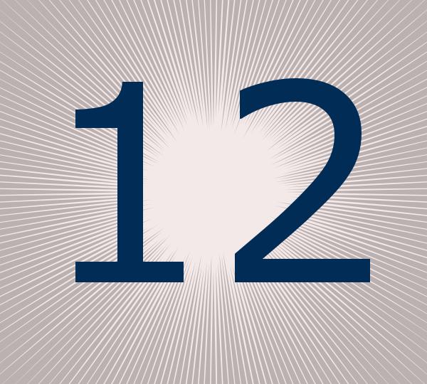 Nummer zwölf
