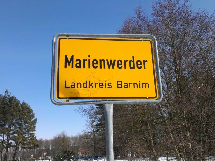Winterwettkampf in Marienwerder