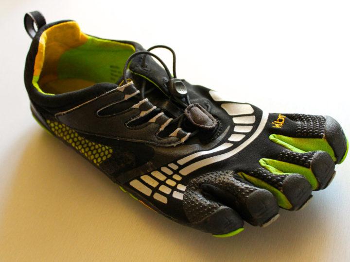 Schuhtestwoche – 1. FiveFingers Komodo Sport LS