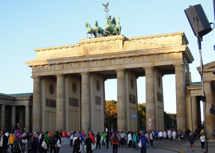 Berlin, Berlin, wer möchte noch zum Berlin-Marathon?