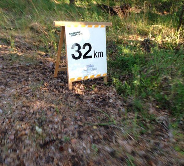 Intervalle einmal anders – der Run&Bike im Lausitzer Seenland