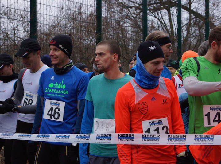 Die Berliner Winterlaufserie und ich – aller guten Läufe sind drei