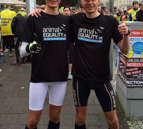 Doppelter Formtest im Frühjahr – 35. Berliner Halbmarathon