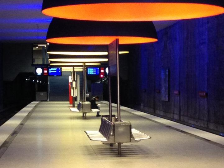 Citytrailing, hier: München
