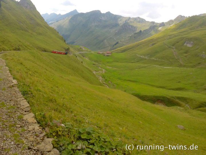 Trailrunning auf dem Brienzergrat – oder auch nicht