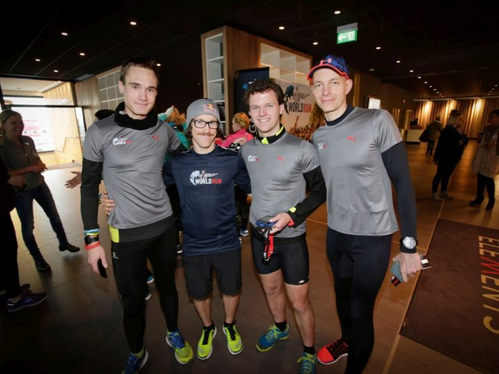 #selfiewiththeflow oder: Wings for Life World Run Bloggertreffen