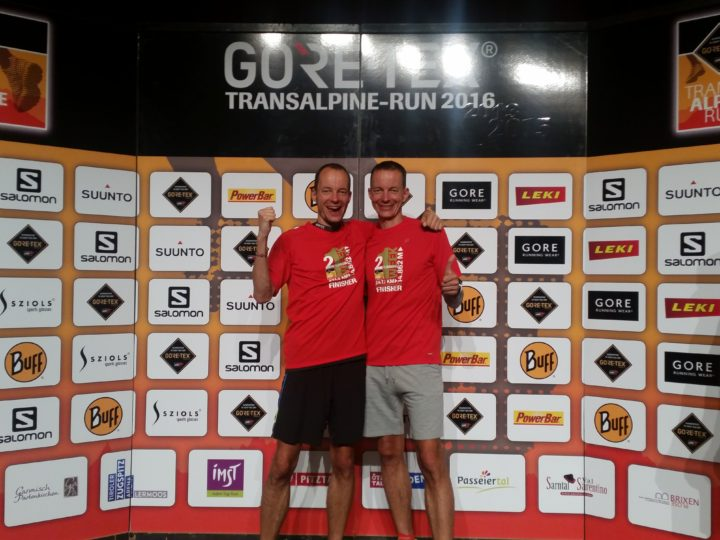 LIVE Ticker vom GORE-TEX Transalpine Run 2018