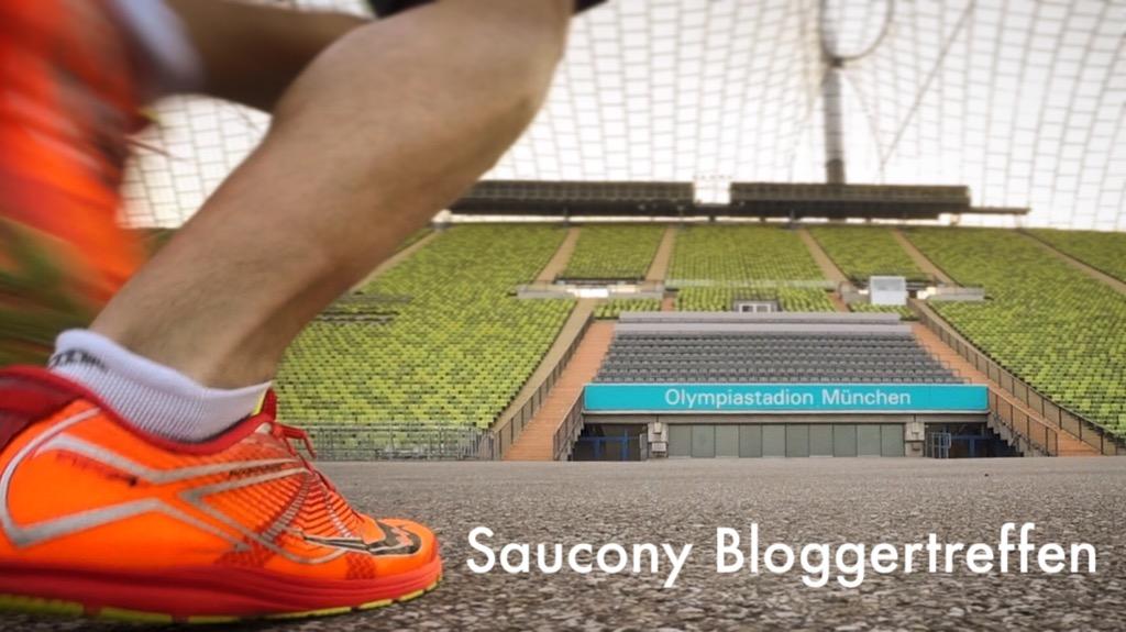 Saucony Bloggertreffen