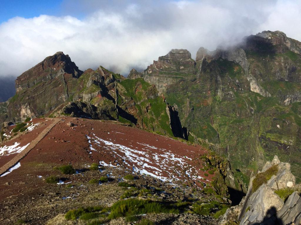 Auf dem Pico do Ariero