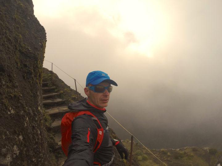 Trailswimming auf Madeira